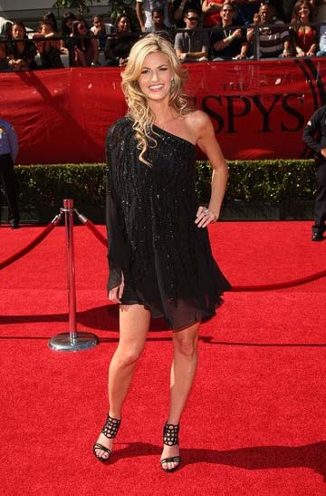 ... surfaced on the internet of ESPN Sportscaster Erin Andrews naked in her ...