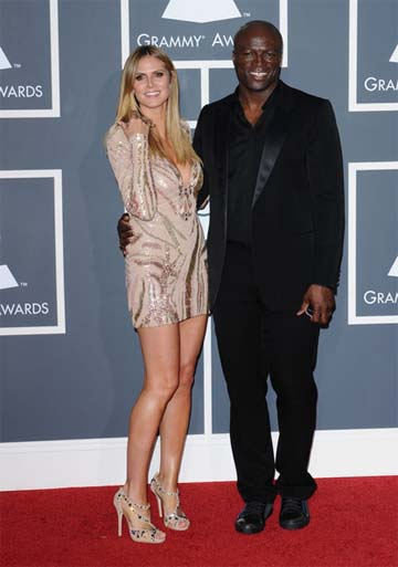 heidi klum seal wedding vows. Heidi Klum and Seal are ready