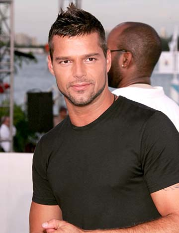 Ricky Martin finally admitted that he is gay. This comes after years of ...