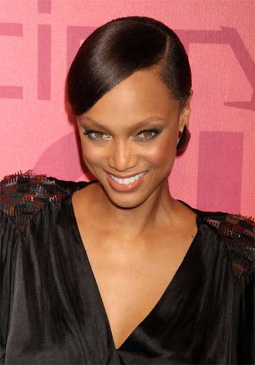 tyra banks modeling poses. Tyra Banks, model, talk show