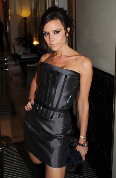 victoria beckham is pregnant again. Victoria Beckham is expecting again. The former Spice Girl is pregnant with