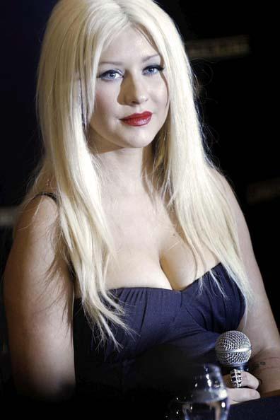 christina aguilera arrested pic. Christina Aguilera Arrested!