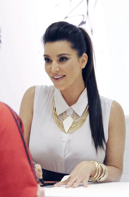 Kim Kardashian People Get Everything Straight From