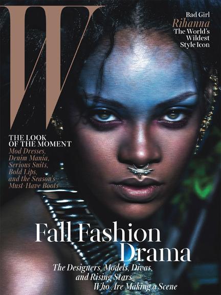 Rihannawmagazine