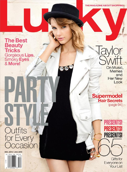 Taylorswiftluckymagazine